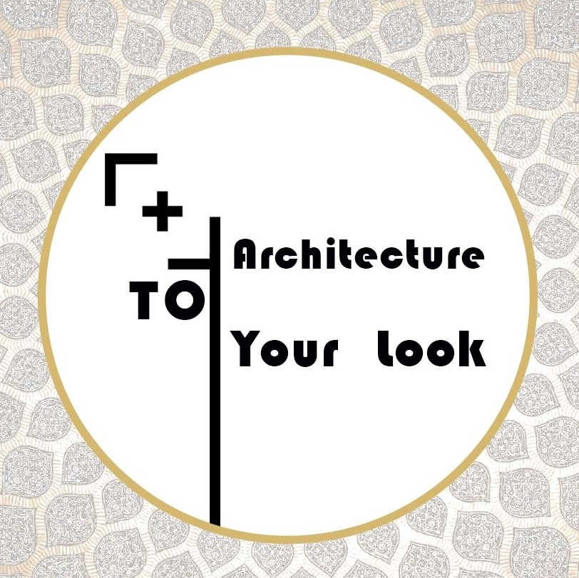Architecture to your look logo - isia_ir